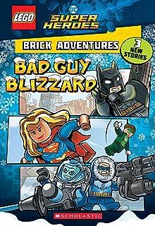 Bad Guy Blizzard (LEGO DC Comics Super Heroes: Brick Adventures) (1) (LEGO DC Super Heroes)