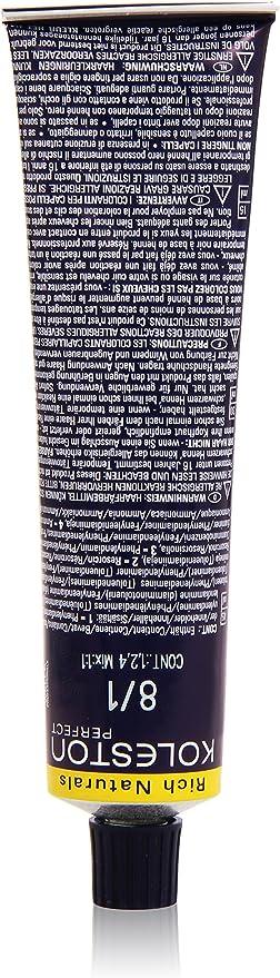 Koleston - Tinte para cabello (60 ml), 12/89 rubio perla-ceniza especial