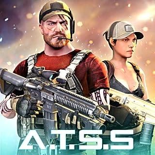 Anti Terrorist Squad Shooting (ATSS) - ( Offline free adventure 3d elite shooter games for kids attack gun counter fire team video practice range killing )