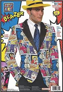 Comic Book Blazer Adult Costume
