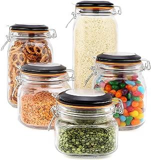 Best copper effect storage jars Reviews