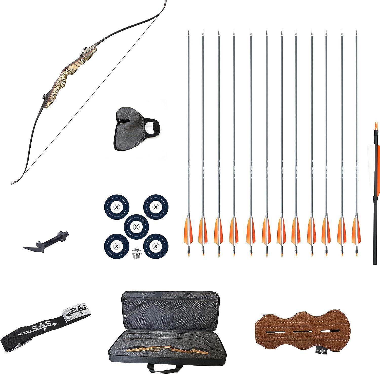 Southland Archery Supply SAS Premier Sale item Recurve Bow Take Topics on TV Down Left