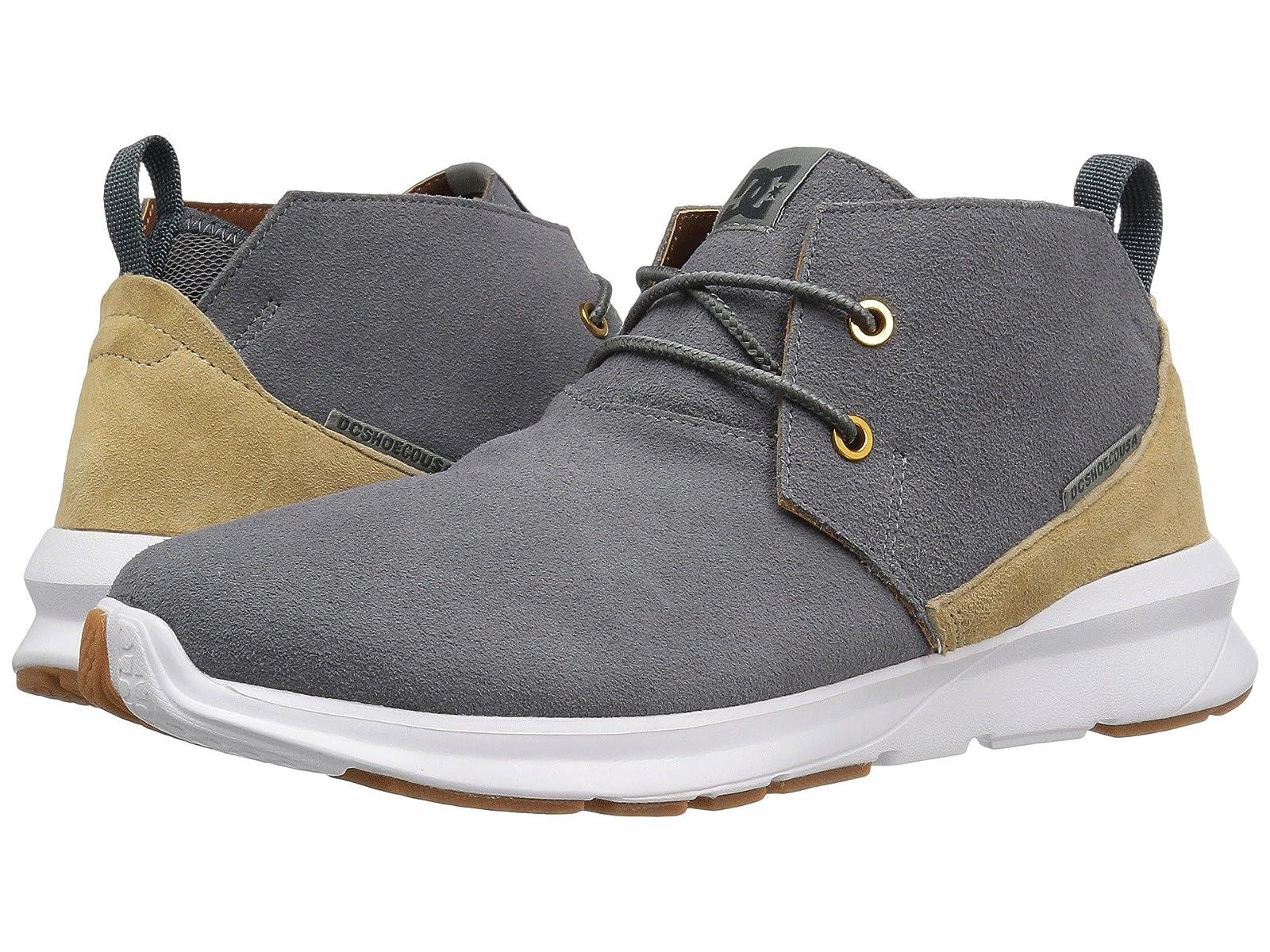 DC AshlarAtmospheric grades have affordable shoes