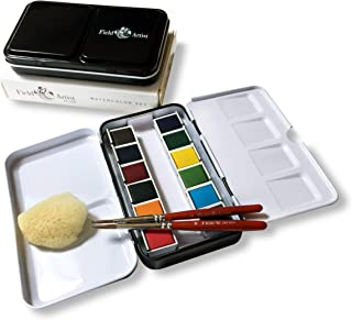 Best field artist watercolor set Reviews