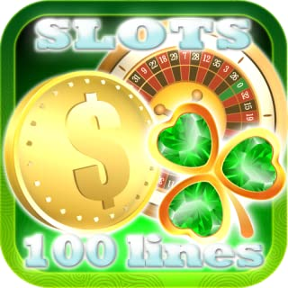 Shamrock Rich Slots Free for Kindle Fire HD 2015 New Slot Machine Game Free Multiple Reels Payline Bonus 100 Line Fortune for Kindle Tablets Mobile Phones