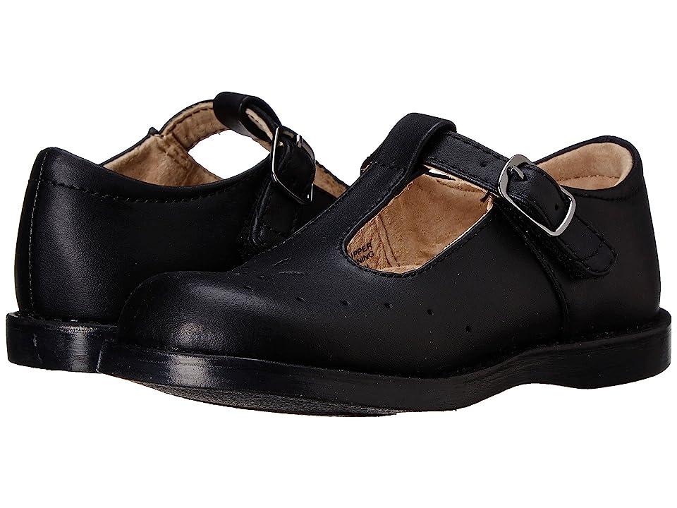 FootMates Sherry 2 (Toddler/Little Kid) (Black) Girls Shoes