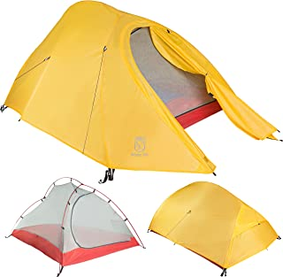 Paria Outdoor Products Bryce Ultralight Tent and Footprint - Perfect for Backpacking, Kayaking, Camping and Bikepacking
