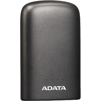 ADATA Powerbank Batería Portatil Color Negro 10050 mAh (Modelo P10050V)