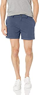 "Amazon Brand - Goodthreads Men's 5"" Inseam Flat-Front Comfort Stretch Chino Short"