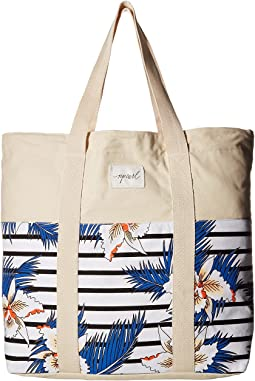 Rip Curl Hot Shot Stripe Tote