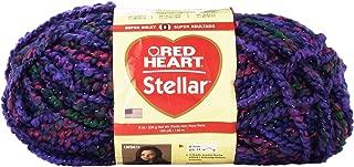 Red Heart Rh Stellar 8Oz Deep Space