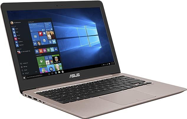 Asus Zenbook UX310UA-FC343T 33 7 cm  13 3 Zoll FHD matt  Laptop  Intel Core i7-7500U  8GB RAM  512GB SSD  Intel HD Graphics  Win 10  rose gold