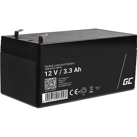 Green Cell Agm 12v 2 3ah Akku Vrla Blei Batterie Elektronik