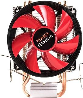 comprar comparacion Mars Gaming MCPU117 - Disipador gaming PC multisocket universal, ventilador 90mm