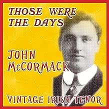 Those Were the Days; Vintage Irish Tenors