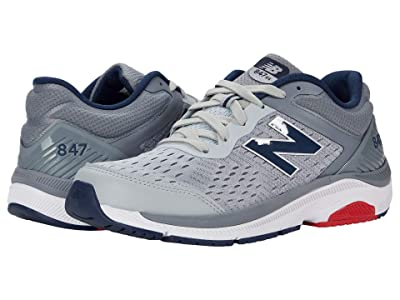 New Balance 847v4 (Silver Mink/Gunmetal) Men