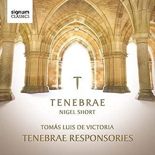 Tomás Luis De Victoria: Tenebrae Responsories