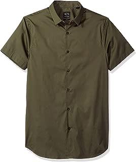 Armani Exchange Men's 8NZC42ZNAMZ Shirts