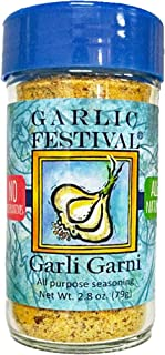 Garlic Festival Garli Garni All Purpose Garlic Seasoning 2.8 oz.