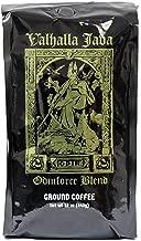 Valhalla Java Ground Coffee by Death Wish Coffee Company, USDA Certified Organic & Fair Trade (12-Ounce Bag)