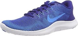 Nike Men's Flex 2018 Running Shoe (10.5 M US, Deep Royal Blue/Blue Hero)
