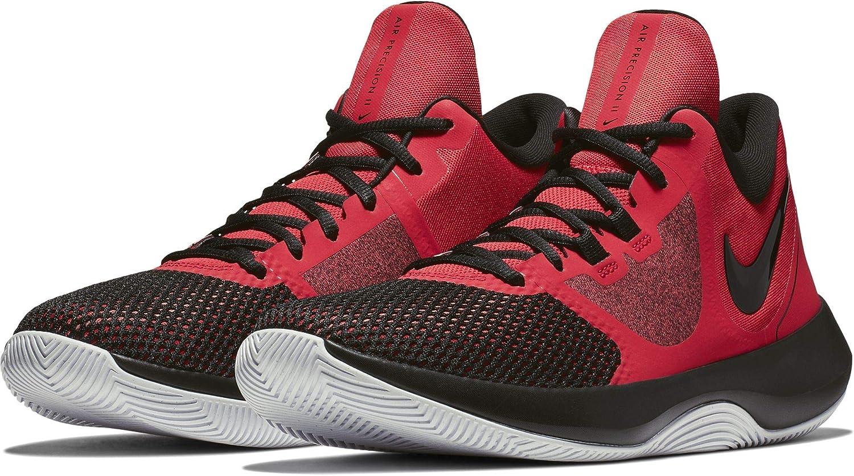 Nike Herren Air Precision Ii Turnschuhe    Ein Gleichgewicht zwischen Zähigkeit und Härte