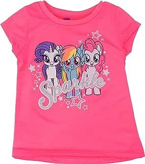 My Little Pony Girls Short Sleeve Pullover