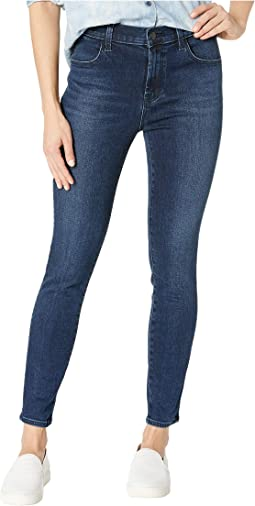 Alana High-Rise Crop Skinny in Phased