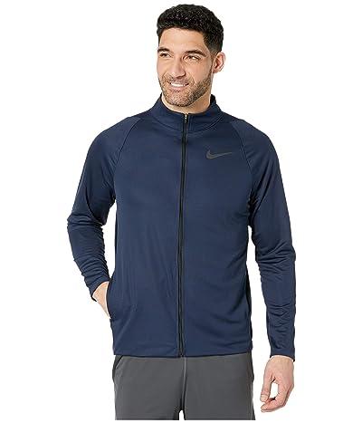 Nike Epic Jacket Knit (Obsidian/Obsidian/Black) Men