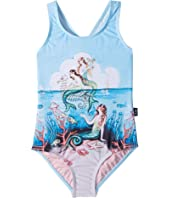 Rock Your Baby - Little Mermaids One-Piece (Toddler/Little Kids/Big Kids)