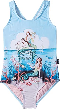 Little Mermaids One-Piece (Toddler/Little Kids/Big Kids)