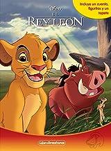 El Rey León. Libroaventuras: Incluye un cuento, figuritas y un tapete