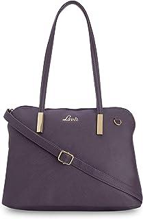 Lavie ChandraMd Dm Sat Women's Handbag (Purple)