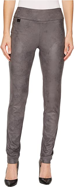 Lisette L Montreal - Weathered Suede Thinny Pants