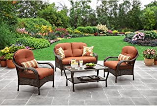 Conversation Patio Furniture Sets Amazon Com