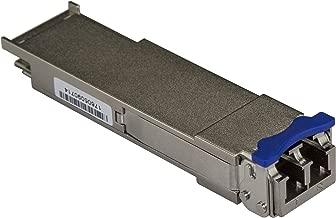 StarTech.com 40GBASE-LR4 QSFP+ Transceiver Module - 40 Gbps - 10 km - MSA Compliant Fiber QSFP+