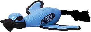 Nerf Dog 16.5in Trackshot Launching Duck - Blue, Dog Toy