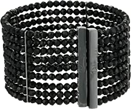 Multi Row Cuff Bracelet