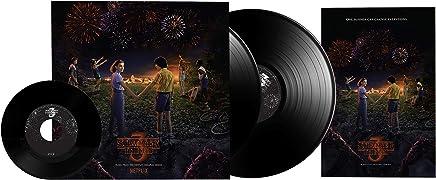 Stranger Things: Soundtrack from the Netflix Original Series, Season 3) (Vinyl)