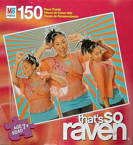 Disney That's So Raven 150 Piece Jigsaw Puzzle - Raven in Denim Jacket