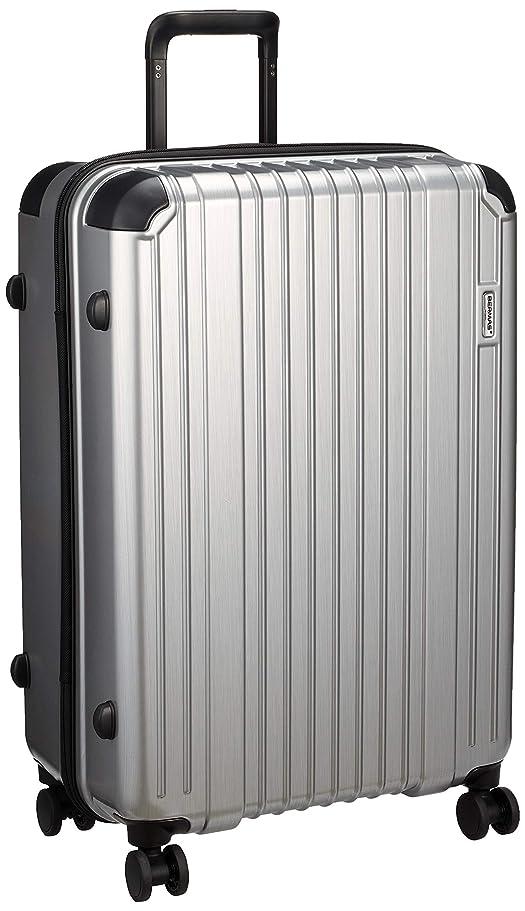脇にオートマトン忠実に[バーマス] スーツケース ジッパー ヘリテージ 4輪 60492 保証付 91L 68 cm 4.4kg