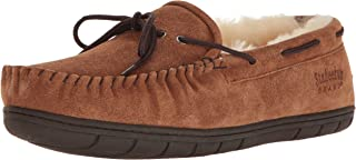 Best mens shearling moccasin slippers Reviews