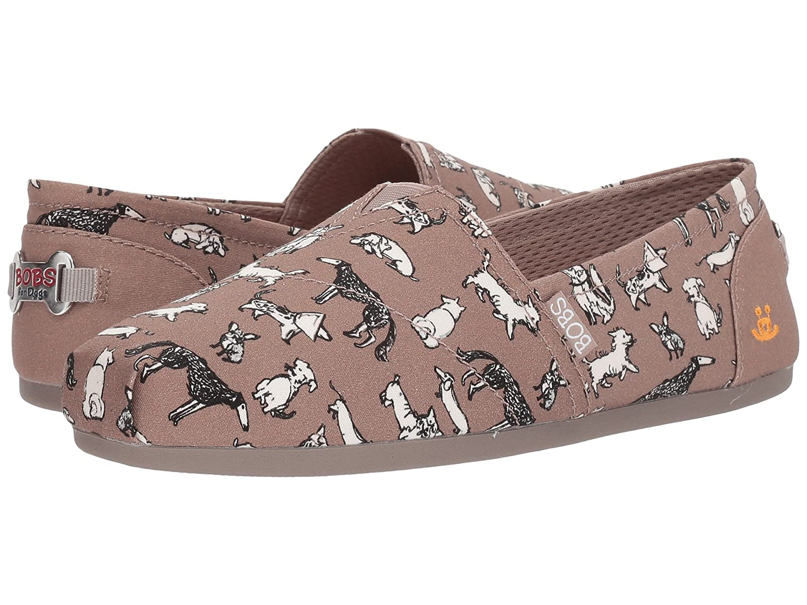 BOBS from SKECHERS Plush - Dream DoodleAtmospheric grades have affordable shoes