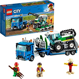 LEGO City Great Vehicles Harvester Transport 60223...