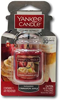 Yankee Candle Sugared Cinnamon Apple Car Jar Ultimate