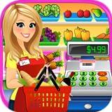 Supermarket Grocery Store Girl 2 - Kids Cash Register & Grocery Store Simulator...