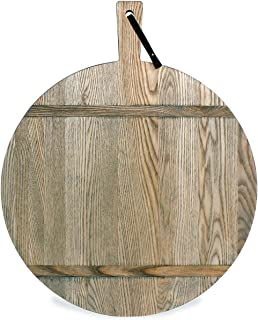 J.K. Adams 1761 Ash Round Serving Board