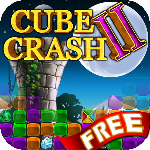 Cube Crash 2 Free