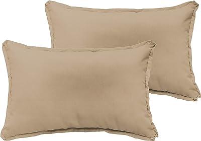 Amazon.com : IKEA GURLI Cushion Covers, Dark Red - Brown ...