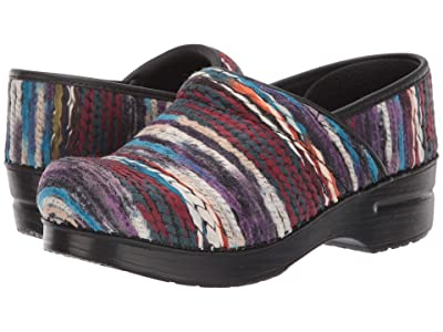 Dansko Coated Yarn Pro (Blue Multi) Women